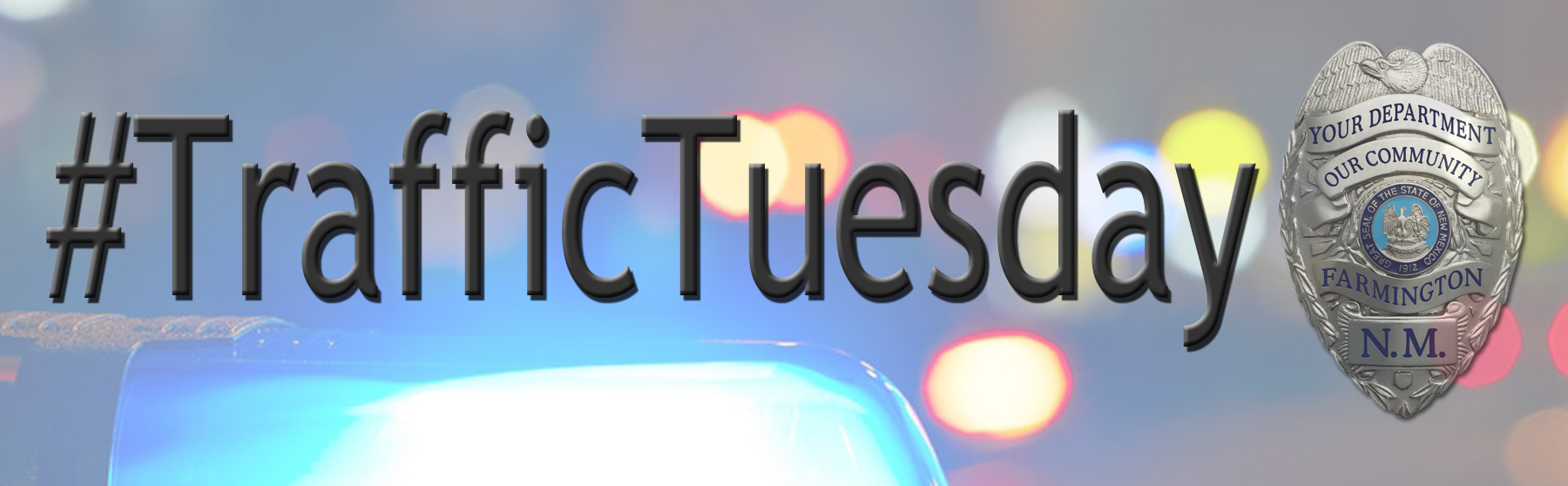 Traffic Tuesday 1