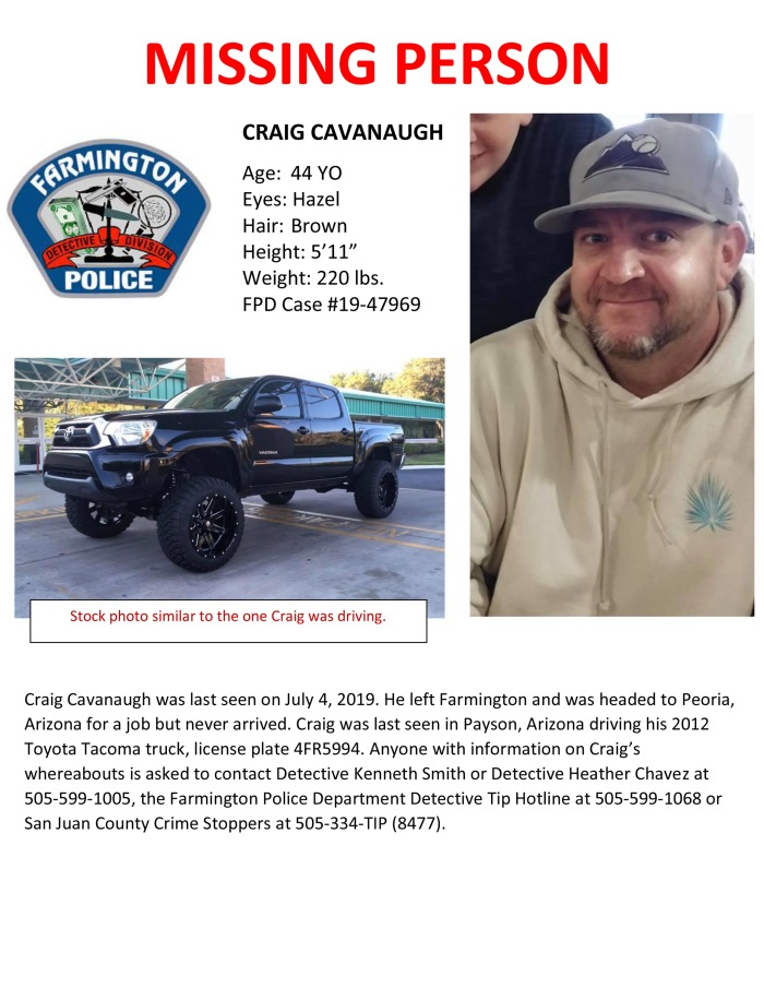 Cavanaugh Flyer